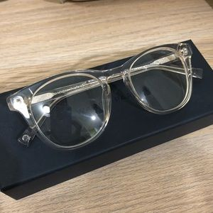 dcbf1fe7d9bf Warby Parker Accessories - Warby Parker Bell Frames in Lychee Crystal.